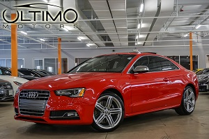 Pre-Owned 2014 Audi S5 Premium Plus Coupe