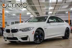 Pre-Owned 2015 BMW M4 Coupe with Navigation