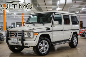 Pre-Owned 2010 Mercedes-Benz G-Class G550 SUV