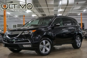 Pre-Owned 2012 Acura MDX Tech Pkg SUV