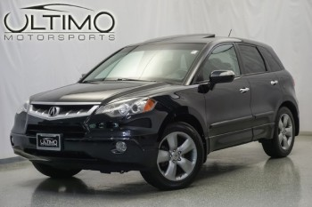 Pre-Owned 2007 Acura RDX Tech