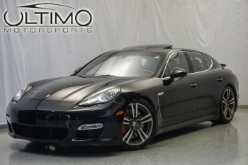 Pre-Owned 2010 Porsche Panamera Turbo All Wheel Drive
