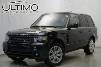 Pre-Owned 2012 Land Rover Range Rover HSE LUX