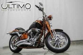 Pre-Owned 2008 Harley Davidson FXSTSSE