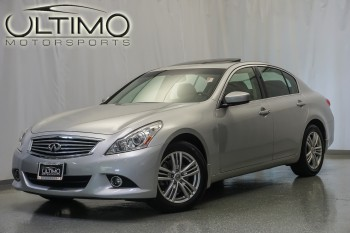 Pre-Owned 2012 Infiniti G37 Sedan X All Wheel Drive Sedan