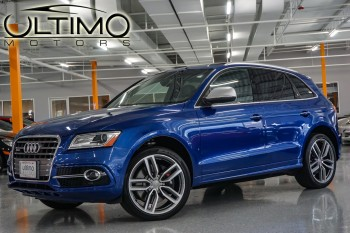 Pre-Owned 2015 Audi SQ5 Premium Plus All Wheel Drive SUV