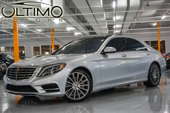 Pre-Owned 2015 Mercedes-Benz S-Class S550 Sport