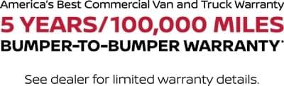 Warranty Van and Truck Type