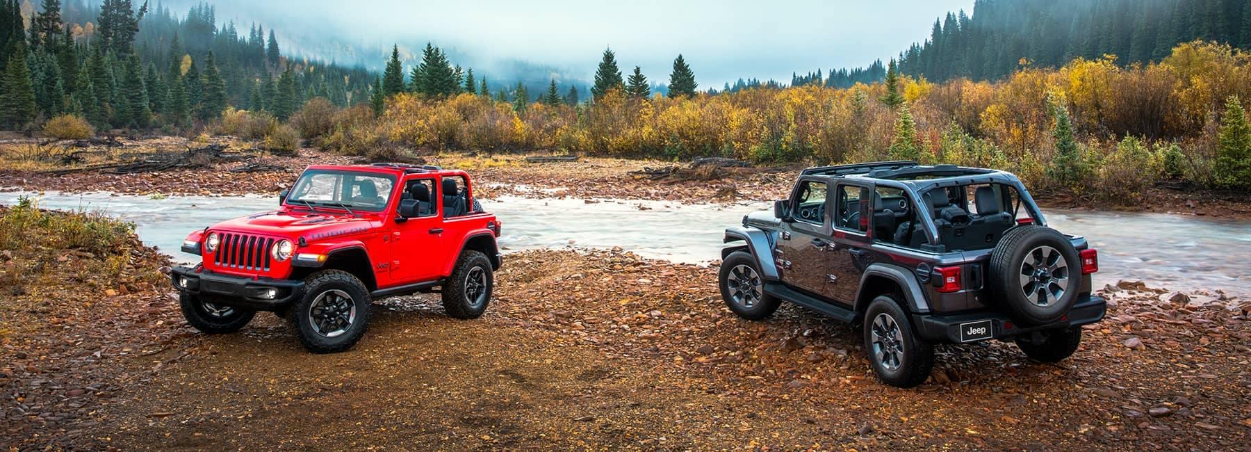 Jeep Wranglers Hamilton NY