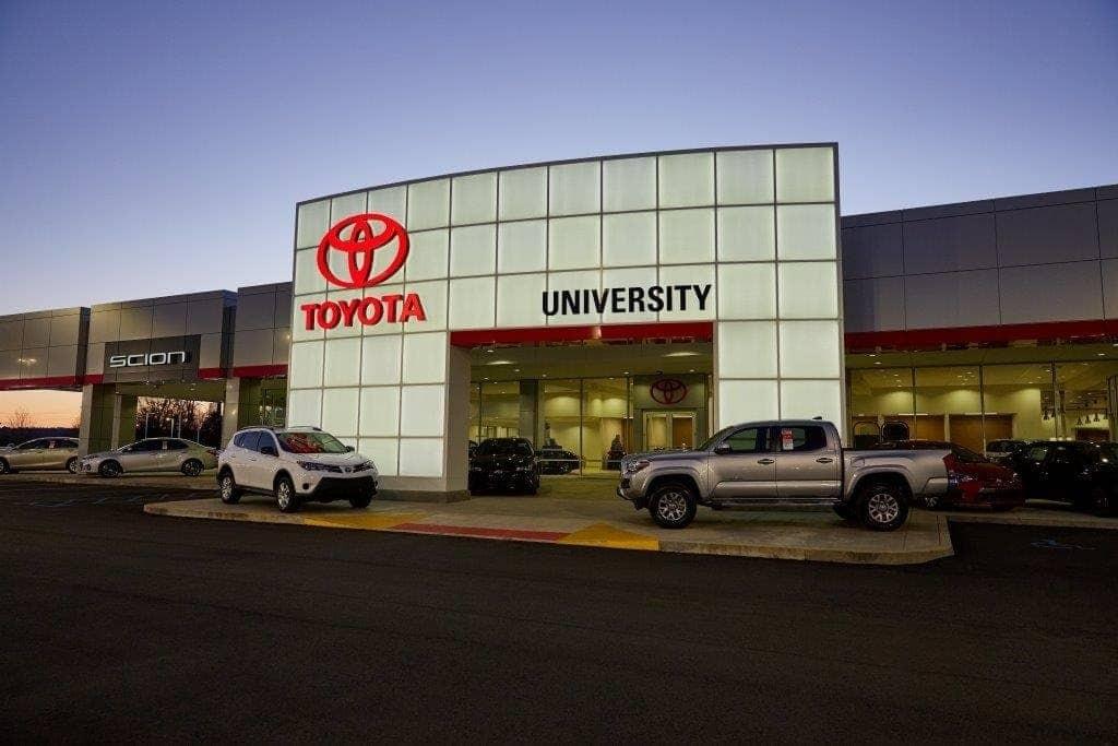 University Toyota