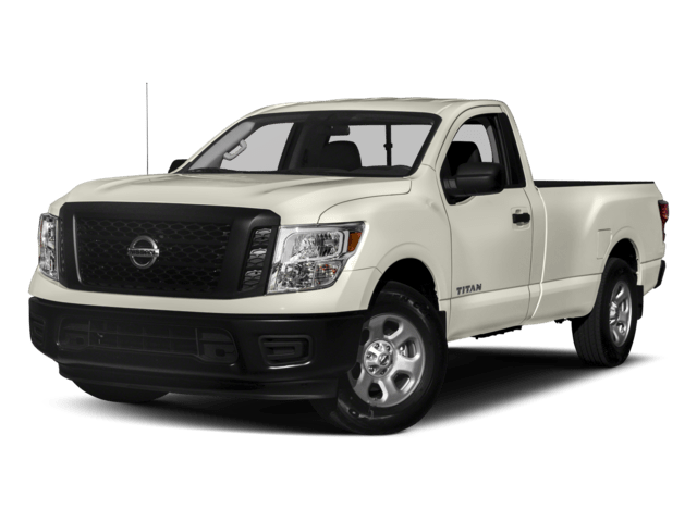white titan single cab