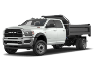 Ram Chassis Cab white