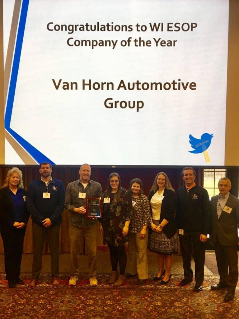 congrats van horn auto group