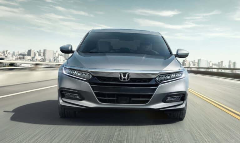 New Honda Accord front exterior view