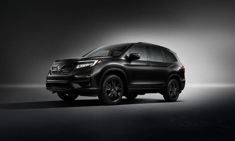 New Honda Pilot exterior view
