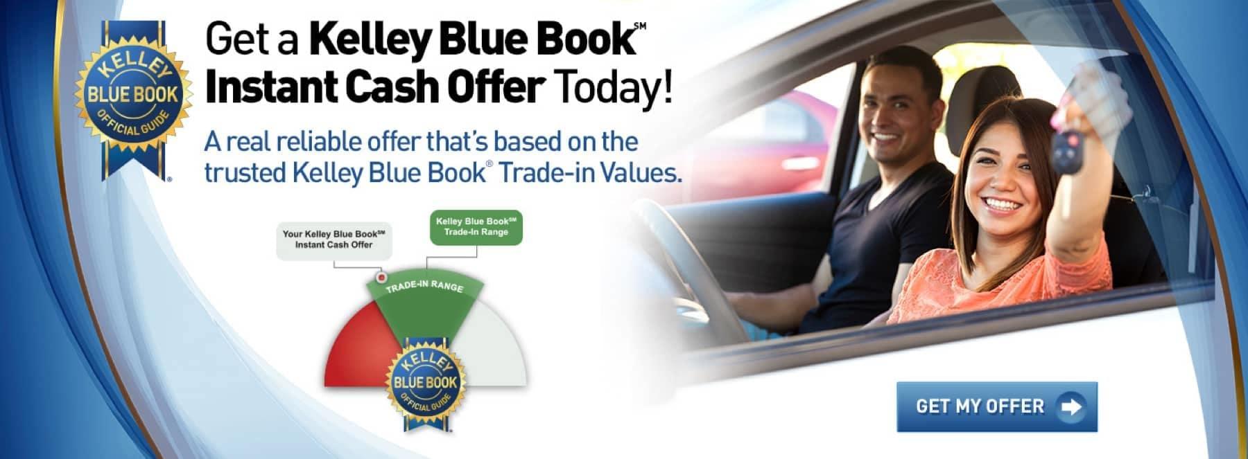 Kelley Blue Book Instat Cash Offer