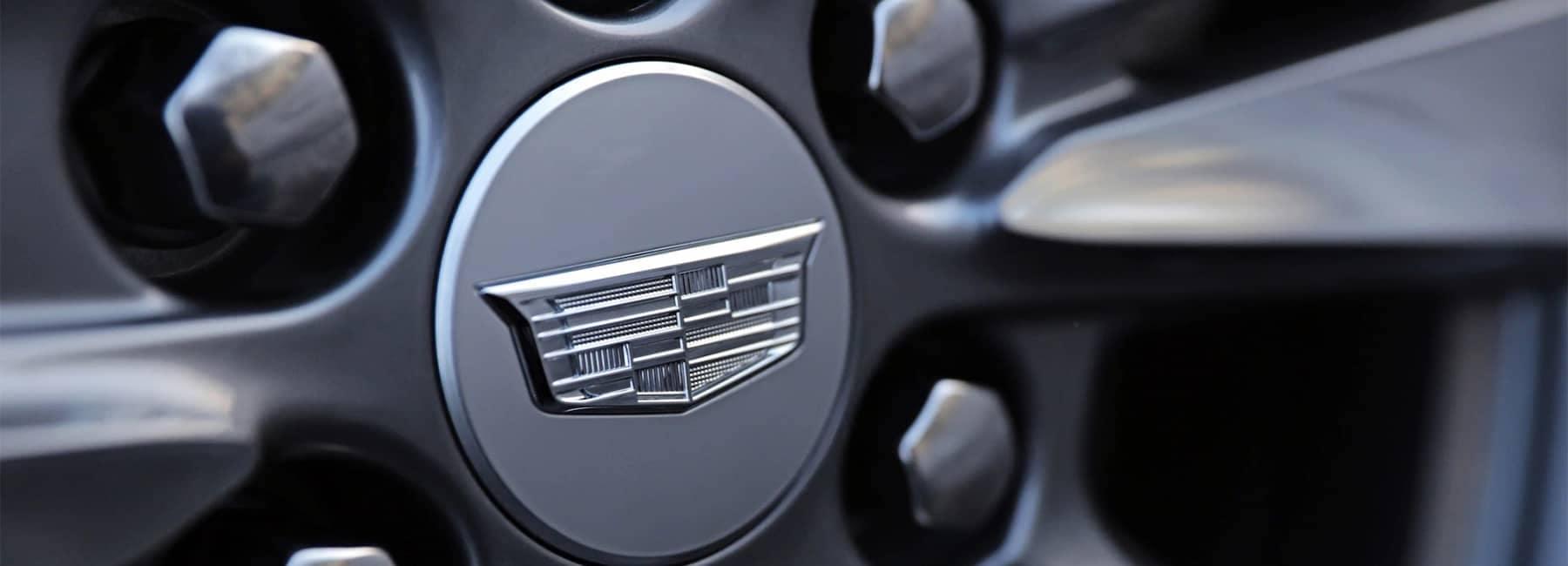 2020 Cadillac XT6 rim detail