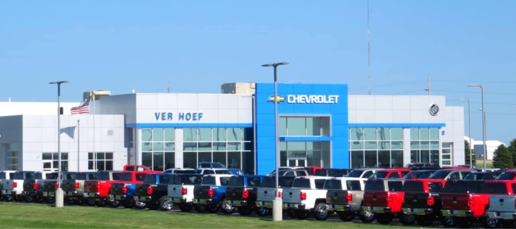 Ver Hoef Chevrolet Buick Dealer exterior