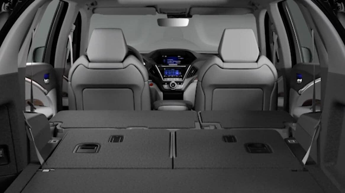 2020 Acura MDX Interior Cargo Space
