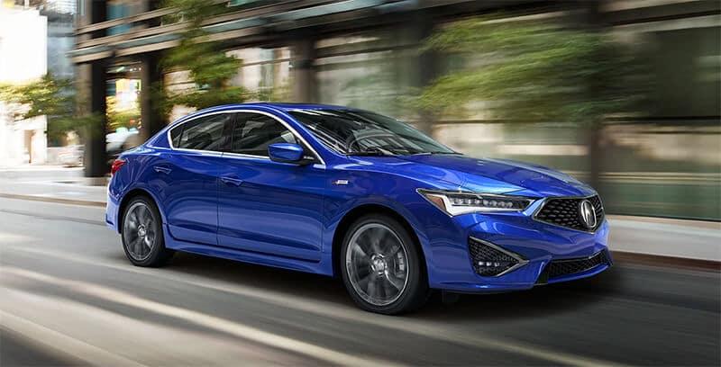 Acura ILX vs. Lexus IS 300 Performance Image