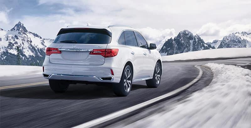 Acura MDX SH-AWD Image