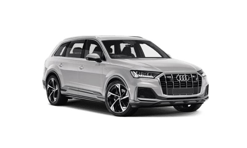 Compare 2020 Audi Q7 Jellybean