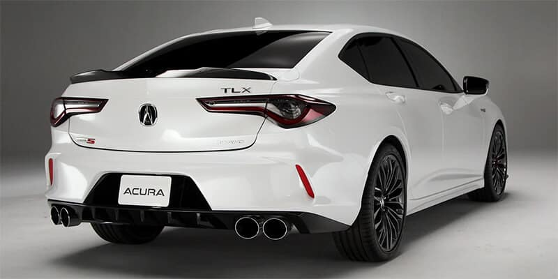 new features for the 2021 acura tlx | tlx type s | vern