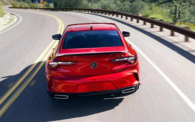 Vern Eide Acura TLX SH-AWD Image