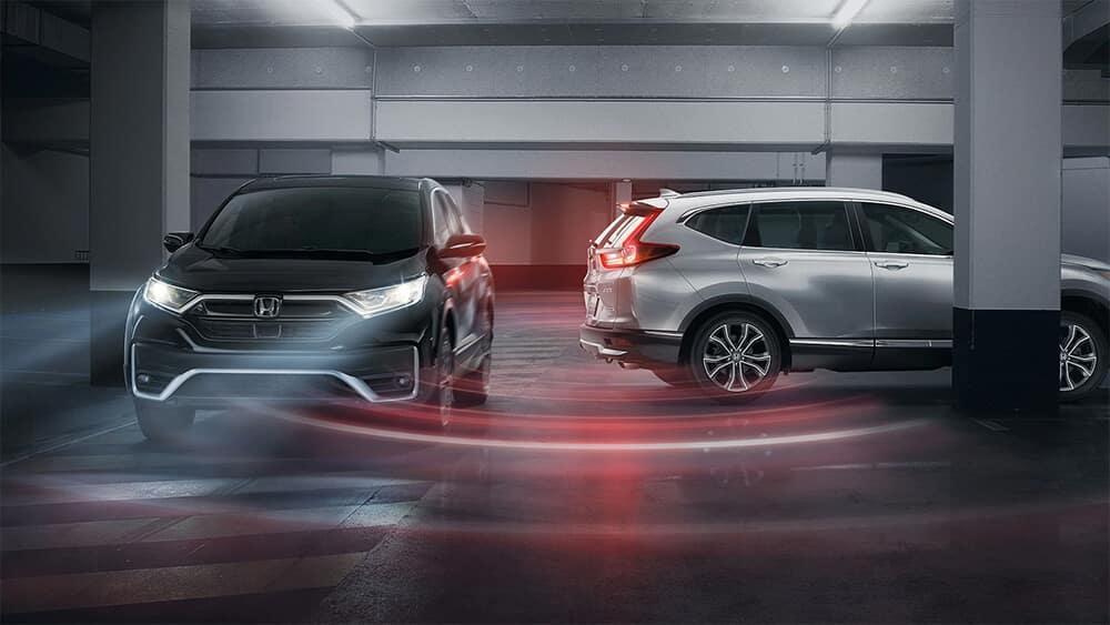 2020 CR-V Honda Sensing Image