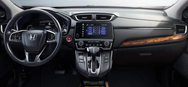 2020 Honda CR-V Interior Features Image