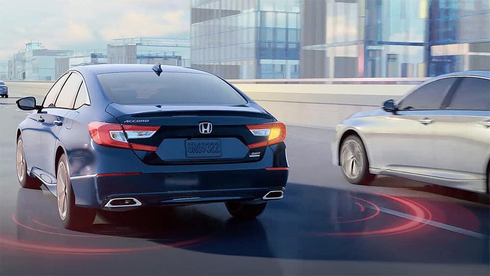 2021 Honda Accord Safety Image