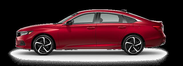 2021 Honda Accord Sport Trim Level