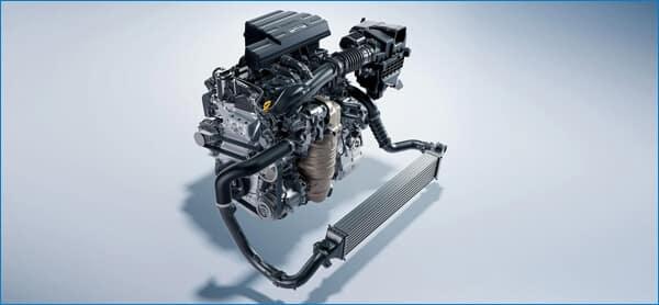 2021 Honda CR-V Fuel Economy Image