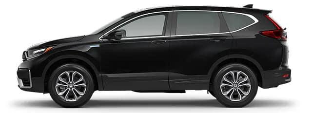2021 Honda CR-V Hybrid EX-L Trim Level