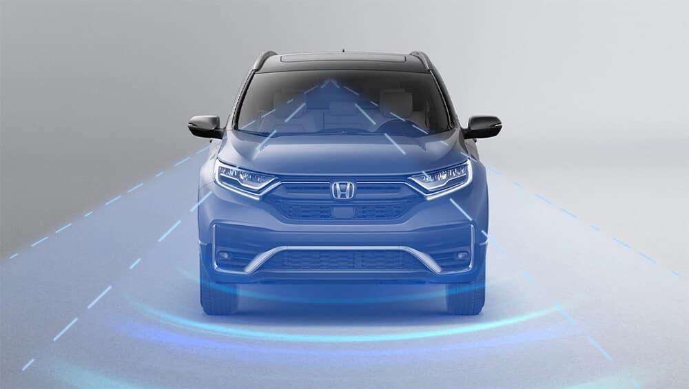 2021 Honda CR-V Hybrid Safety Image