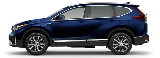 2021 Honda CR-V Hybrid Touring Trim Level