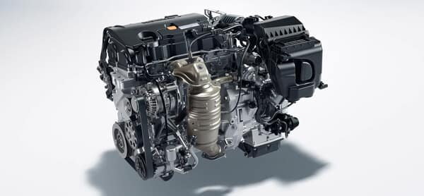 2021 Honda Civic Sedan Engine