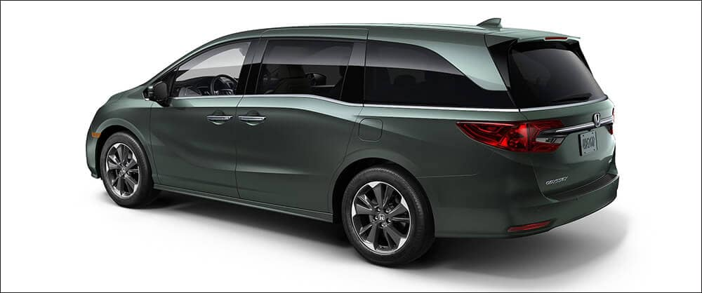 2021 Honda Odyssey Elite Trim Level Image