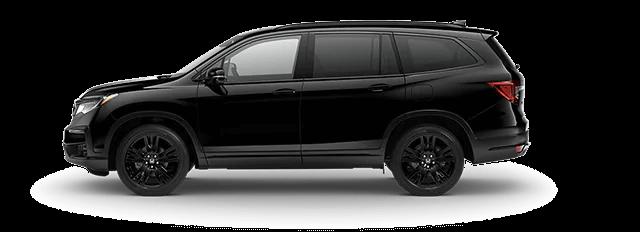 2021 Honda Pilot Black Edition Trim Level