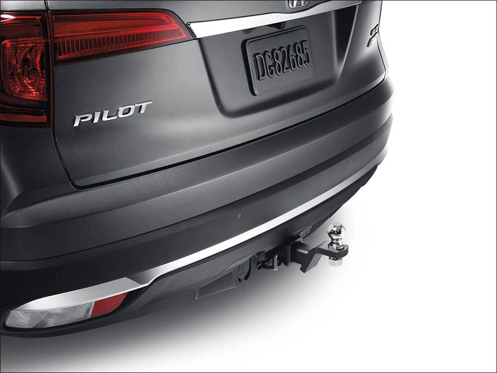 2021 Honda Pilot Towing Capacity Image
