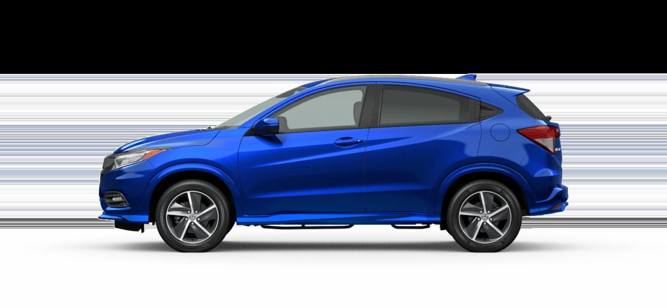 New Honda HR-V Inventory Button