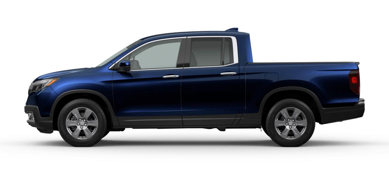 New Honda Ridgeline Inventory Button