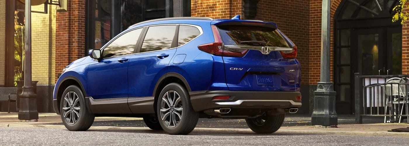 Honda CR-V Offers Vern Eide Honda Banner