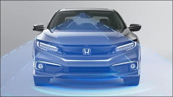 Honda Civic CMBS Image