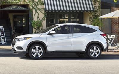 Honda Resale Value HR-V Image