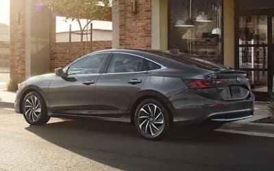 Honda Resale Value Insight Hybrid Image