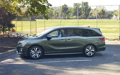 Honda Resale Value Odyssey Image