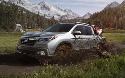 Honda Resale Value Ridgeline Image