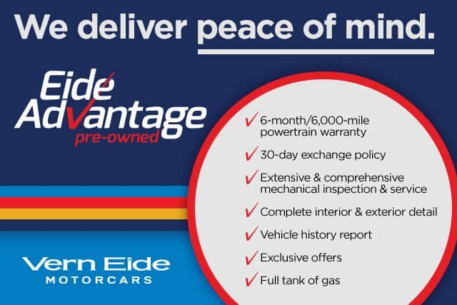 We Deliver Peace of Mind