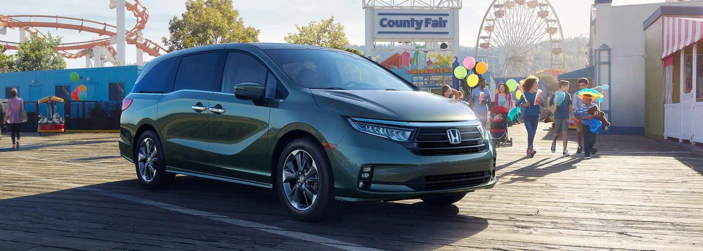 Honda Odyssey Offers Vern Eide Honda Banner